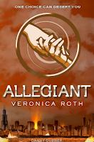 News: Capa de Allegiant, da autora Veronica Roth 10