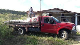 Políciais Civis de Cuité e Araruna recuperam carga roubada avaliada em 10 mil Reais