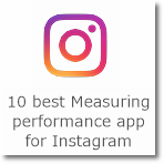 10 best Measuring performance app for Instagram
