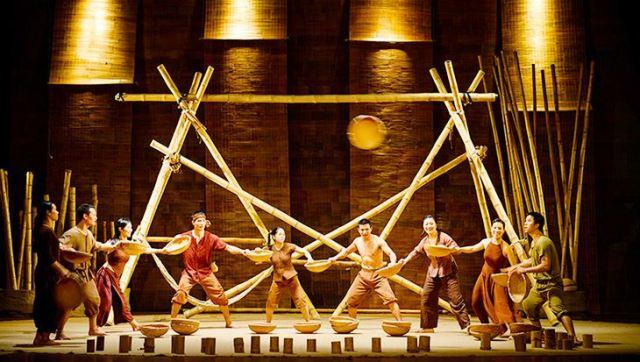 A O Show, Ho Chi Minh City