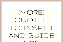 Guide Quotes