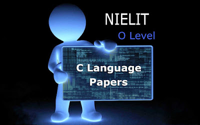 O Level Paper C Language Solve