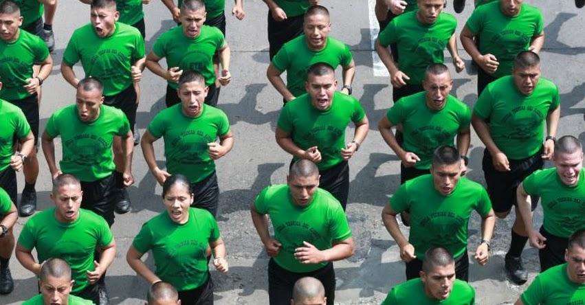 PRONABEC ofrecerá becas técnico productivas para miembros de Fuerzas Armadas - www.pronabec.gob.pe