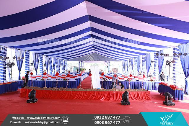 Công ty tổ chức lễ động thổ chuyên nghiệp tại HCM