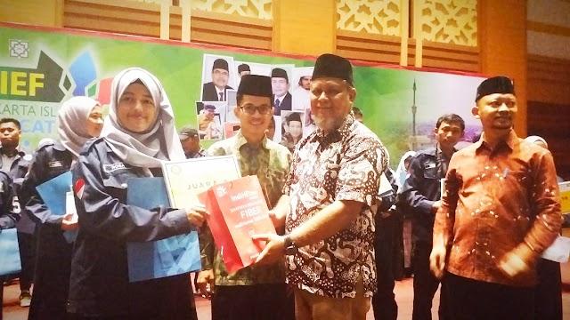 Jakarta Islamic Education Fair,  Sukes Pameran Maju Pendidikan