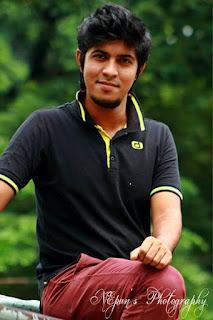 Tawsif Mahbub Bangladeshi Model