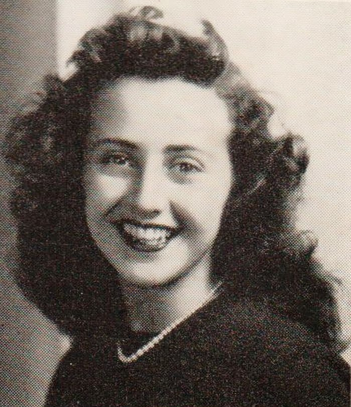 Mary Eleanor Davis 1946