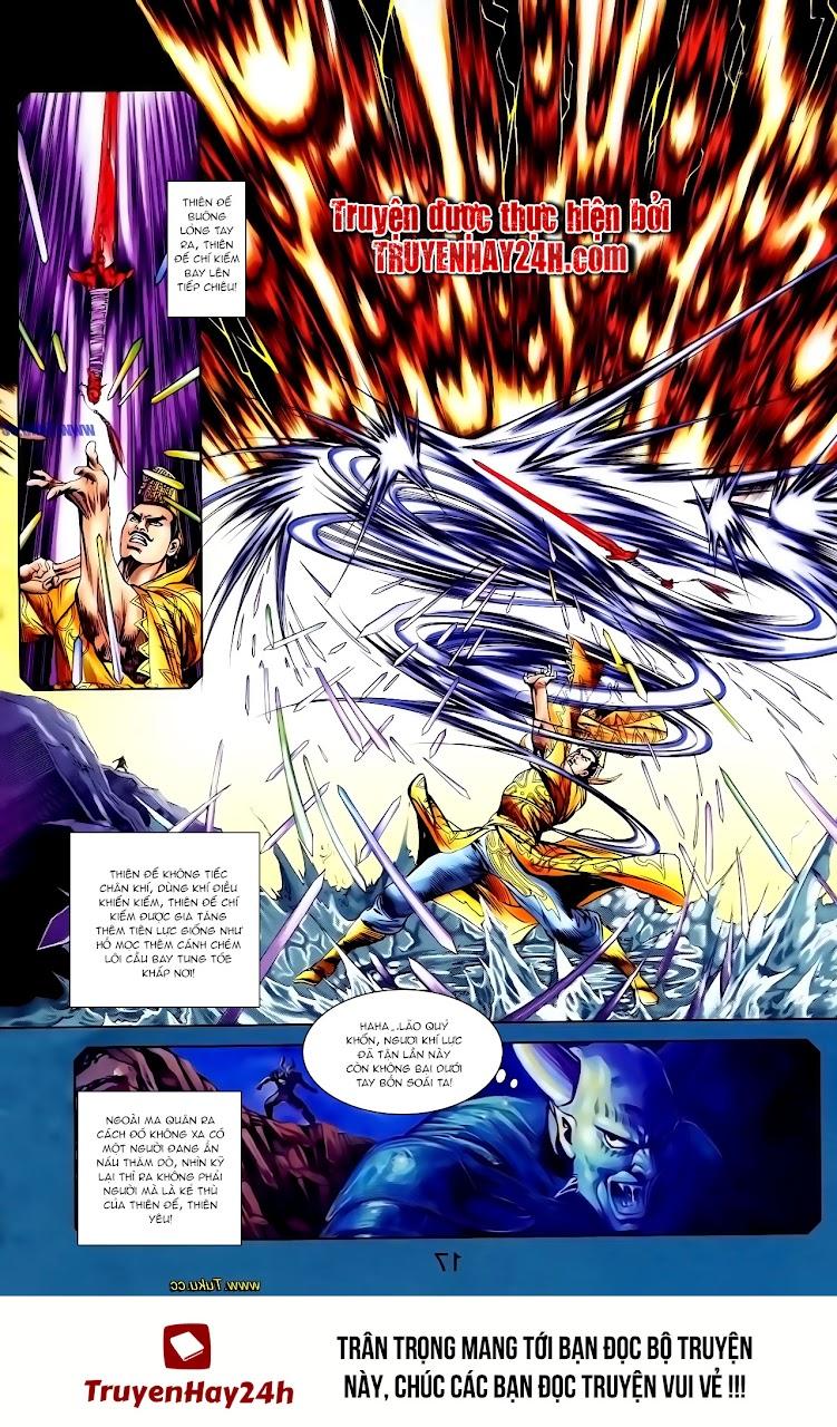 Cơ Phát Khai Chu Bản chapter 115 trang 32