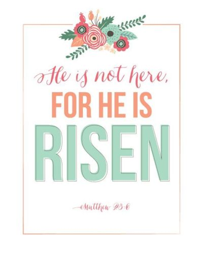 He Is Risen Images Quotes Bible Verses Pictures Christ Is Risen