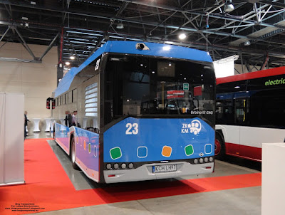 Solaris Urbino 12 CNG, Transgór Mysłowice