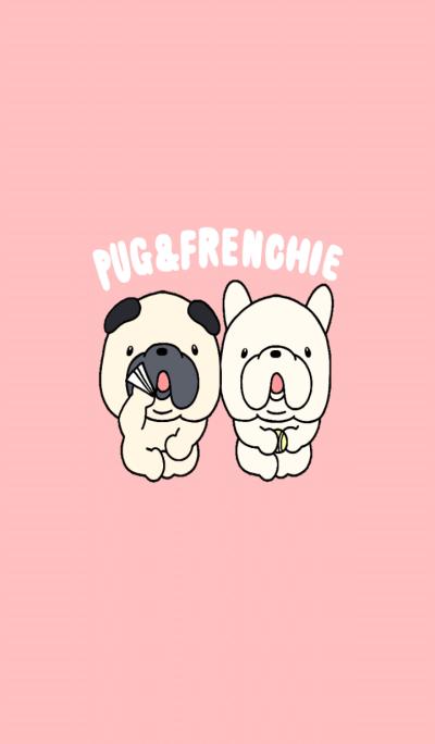 Pug&Frenchie
