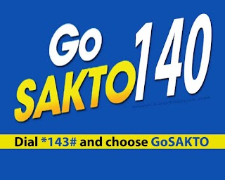 Globe GoSAKTO140 – Unli calls, All-Net Texts plus 2GB Data for 7 Days