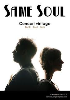 Affiche Same Soul en concert aux Vendredis du Caveau