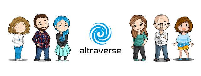 Logo Altraverse