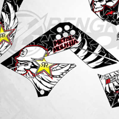 KLX150L - RockStarWing