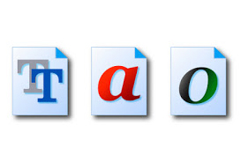 Perbedaan Font TrueType, OpenType, dan PostScript yang Desainer Grafis Wajib Tahu