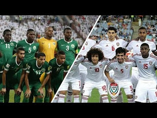 Saudi Arabia vs United Arab Emirates Live Stream online today 29/8/2017
