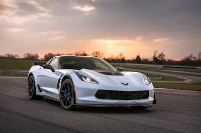 Chevrolet Corvette Grand Sport 2018 Carbon 65 Review, Specs, Price