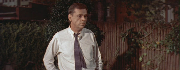 Tom Ewell in The Seven Year Itch