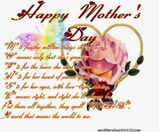 mothers day cards messages happy mothers day 2015