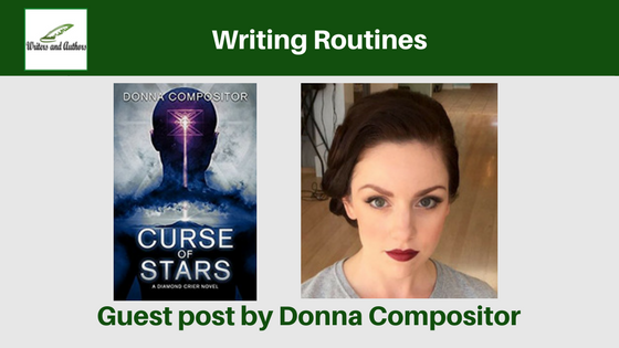 Writing Routines, Guest post by Donna Compositor