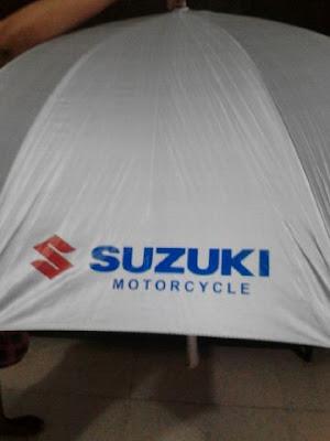 Sablon Payung SUZUKI