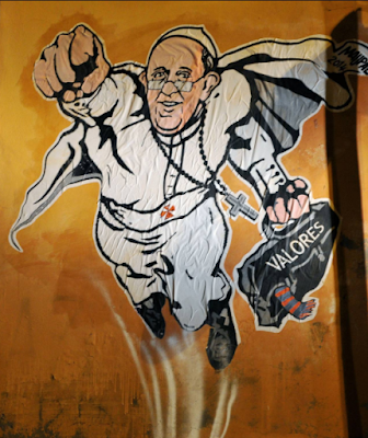 Pope Bergoglio the Tenacious