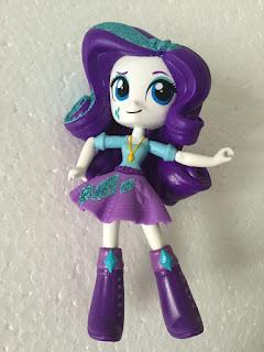 MLPGlitter Rarity Equestria Girls Mini Figure on Ebay