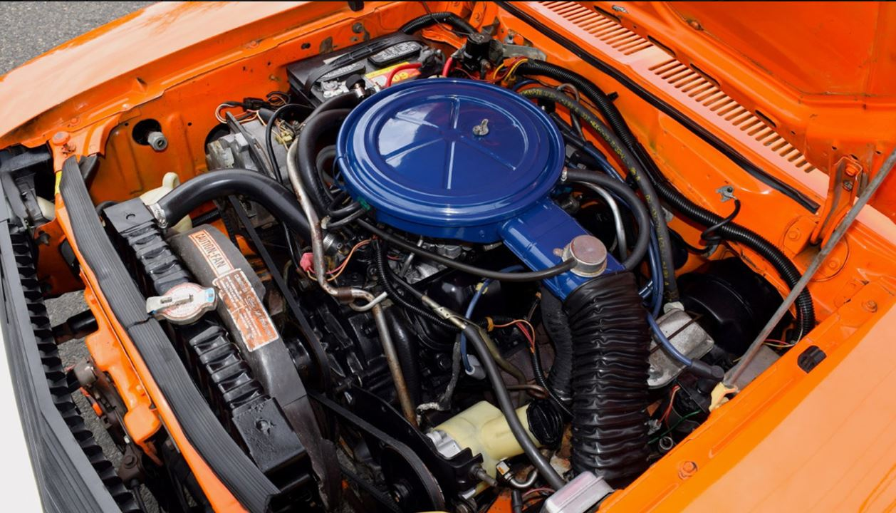 Phscollectorcarworld June 2017 Toyota 22r Carburetor Diagram Ponycars The German Made 28 V6 Was Stout And Reliable Fords Capri No Stranger To It 1979 Mustang Also Had Optional Solid Cam Means Regular Lifter