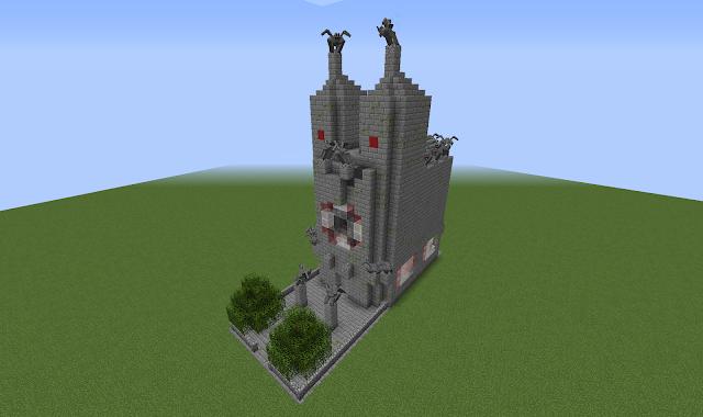 Catedral desde lejos