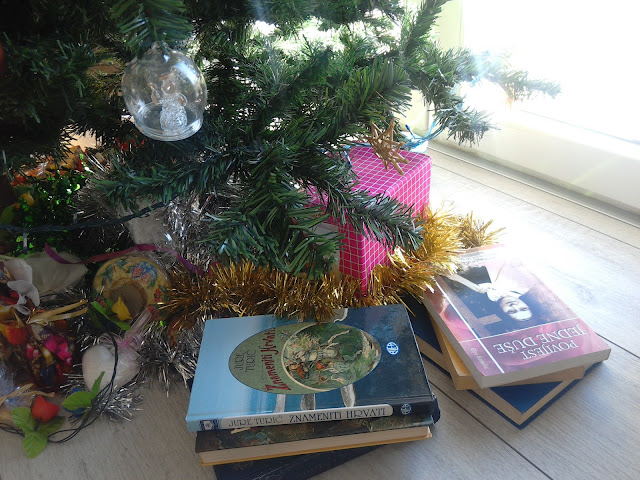 books for Christmas?