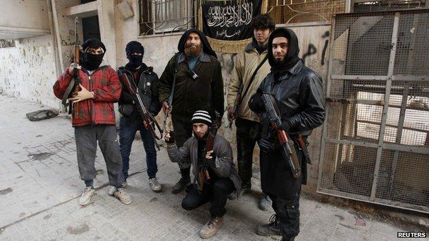 Jabhah Nusrah Bukan Musuh Bukan Pula Teman