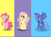 My Little Pony Color Memory