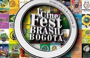 Festival de Cine Brasilero en Bogotá