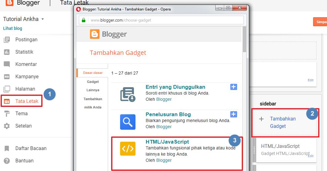 Cara Terbaru agar halaman Fanspage Facebook tampil di blog