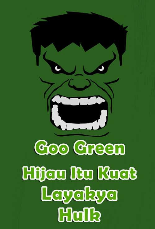 50 Contoh Poster Slogan Lingkungan Hidup Go Green