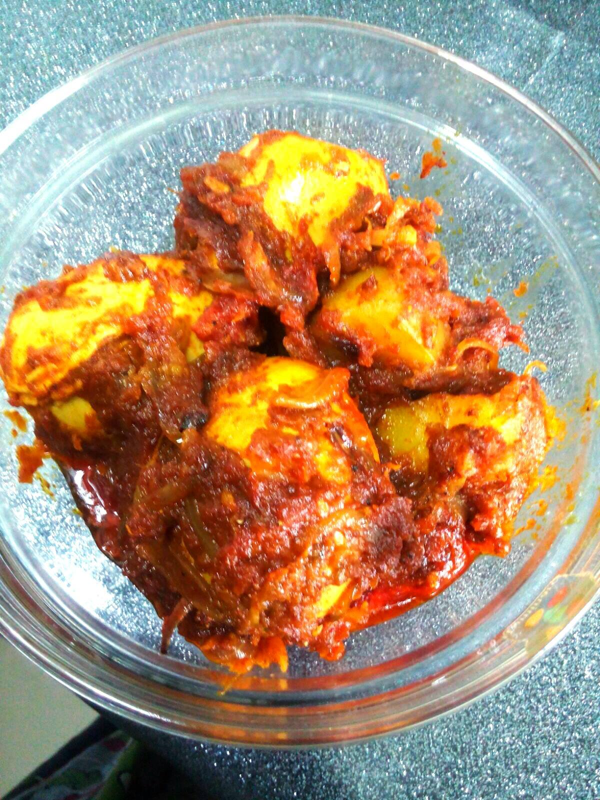 If You Are Looking For A Popular Bengali Recipe With Eggs This Is Probably The One Recipe To Start With Dim Kosha Is A Spicy Gravy Prepared With Either