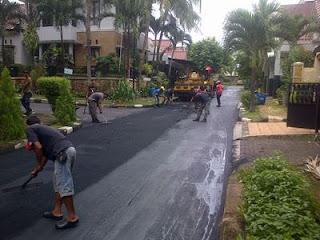 Jasa Pengaspalan Jalan Di Bekasi, Jasa Pengaspalan Jalan, Pengaspalan Jalan