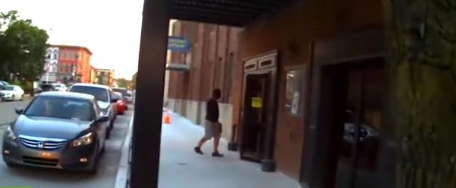 Confunde a actor con ladrón y le dispara en pleno rodaje