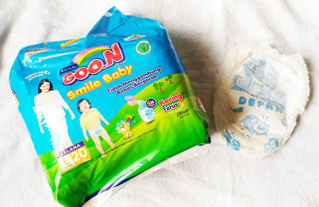 review  Cloth Diapers atau Popok Sekali Pakai