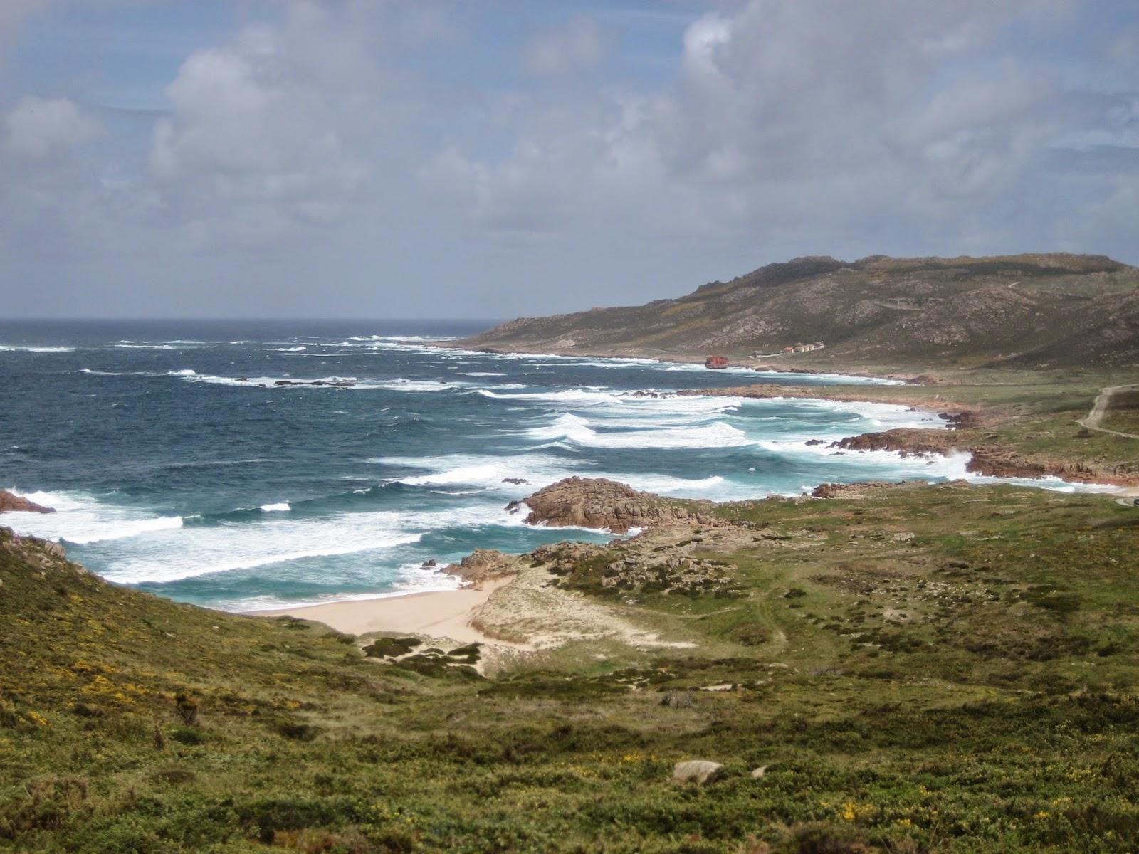 Playa Pedrosa en Camariñas