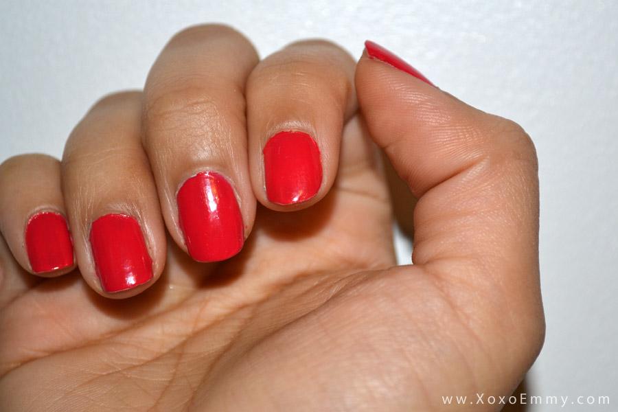 Dior Lucky 659 Nail Polish Review Xoxo Emmy
