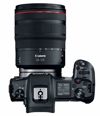 Canon EOS 6D R Official Sample Images