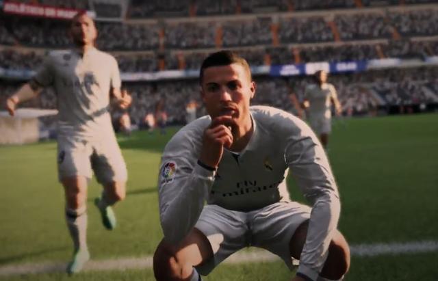Trailer Pertama Gameplay FIFA 18