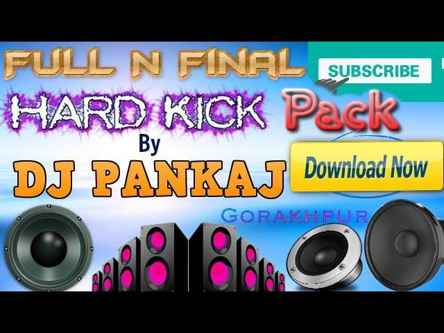 How To Download Hard Beat + Vibrating Pack(Electro Mix) By