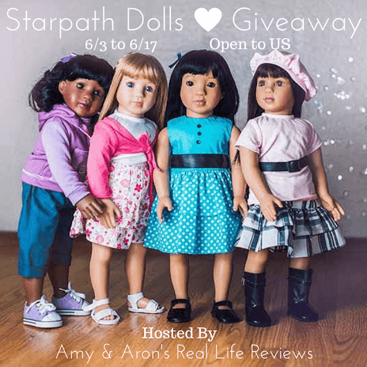 Starpath Doll Giveaway