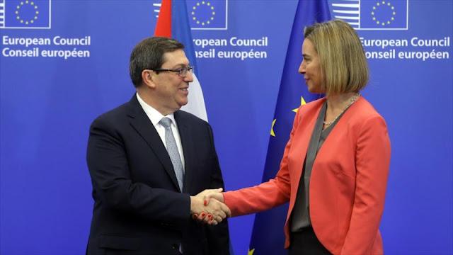 Cuba y la UE firman un acuerdo para una nueva era de relaciones