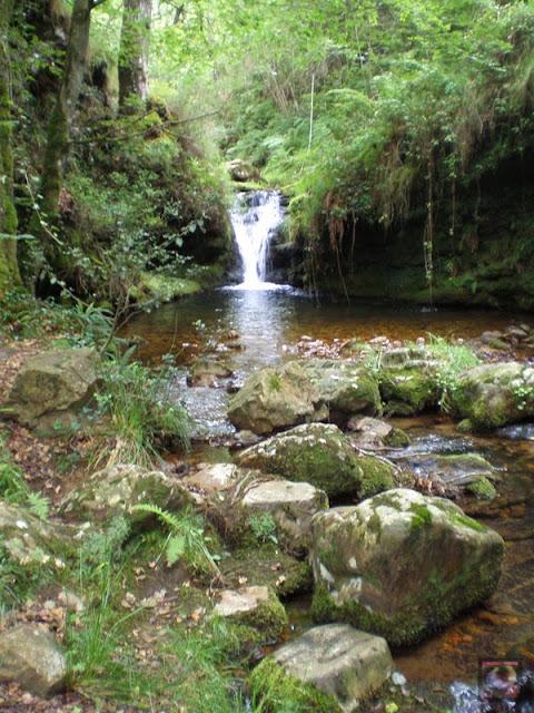 Cascadas de Lamiña, Ruente, Cantabria