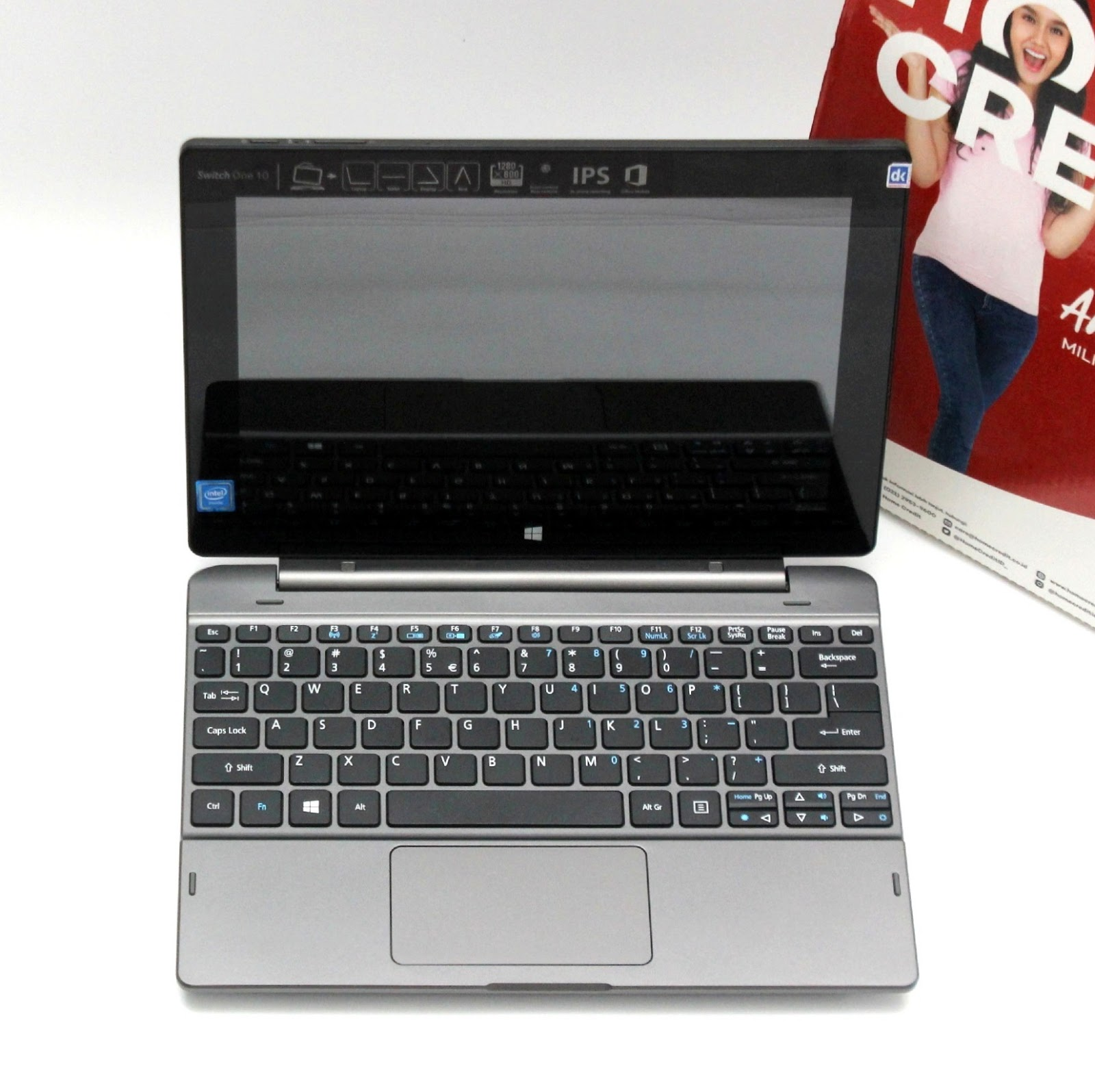 Acer SWITCH ONE 10 SW1 011 10C4