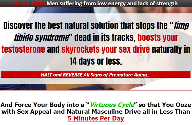 Juicing For Your Manhood: Increase Testosterone